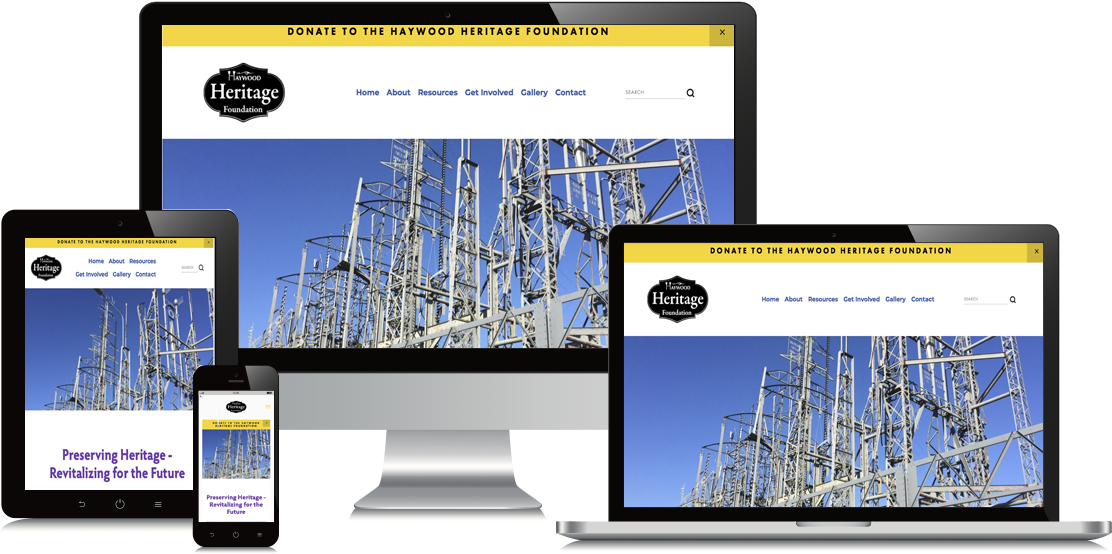 responsive site-Haywood Heritage.png