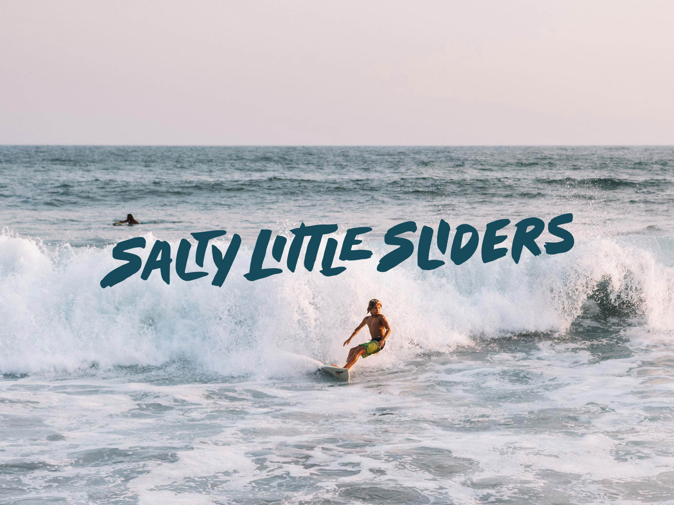 Salty Little Sliders  — Logo, Brand Identity, Strategy