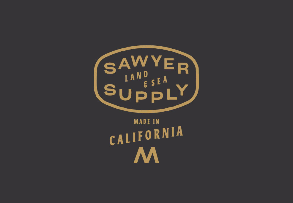 Sawyer Supply  — Logo, Brand Identity, Merchandise