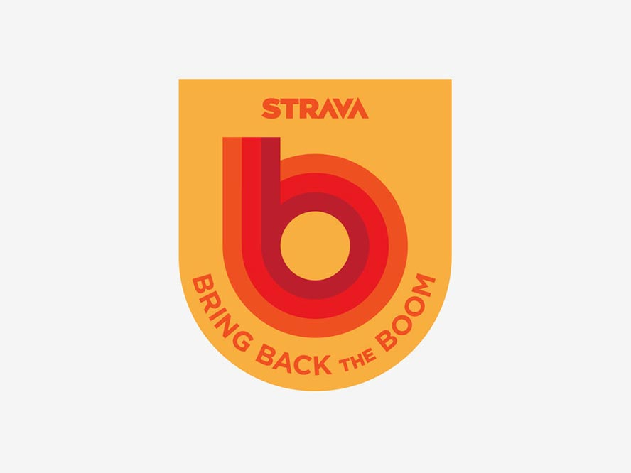 Strava  — Brand Marketing, Identity, Run and Ride Challenges