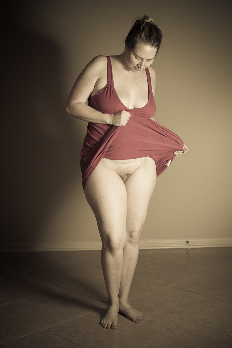 My nude year - Shannon Purdy Day 123-2