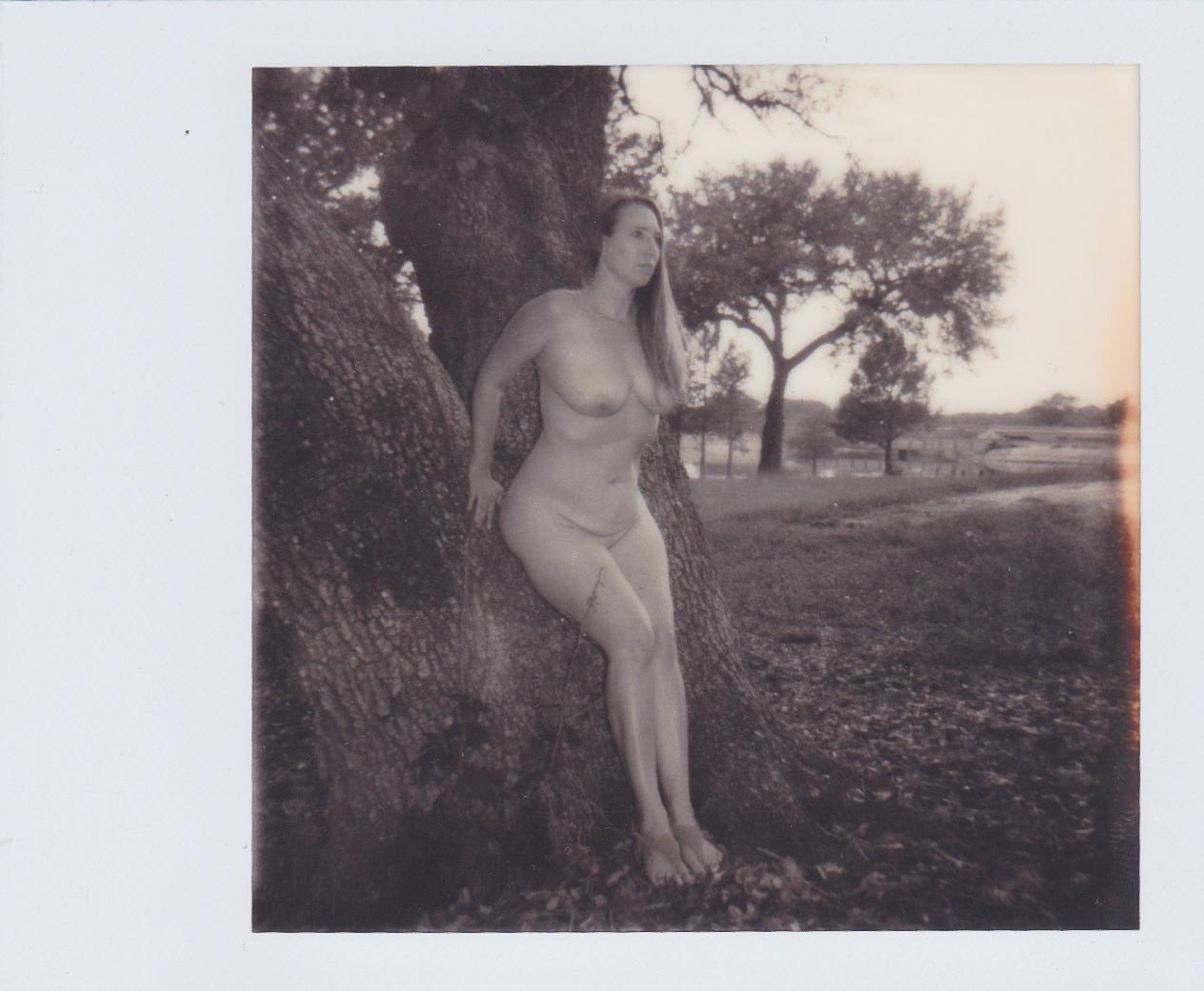 Polaroid project Day 4-1 by JW Purdy