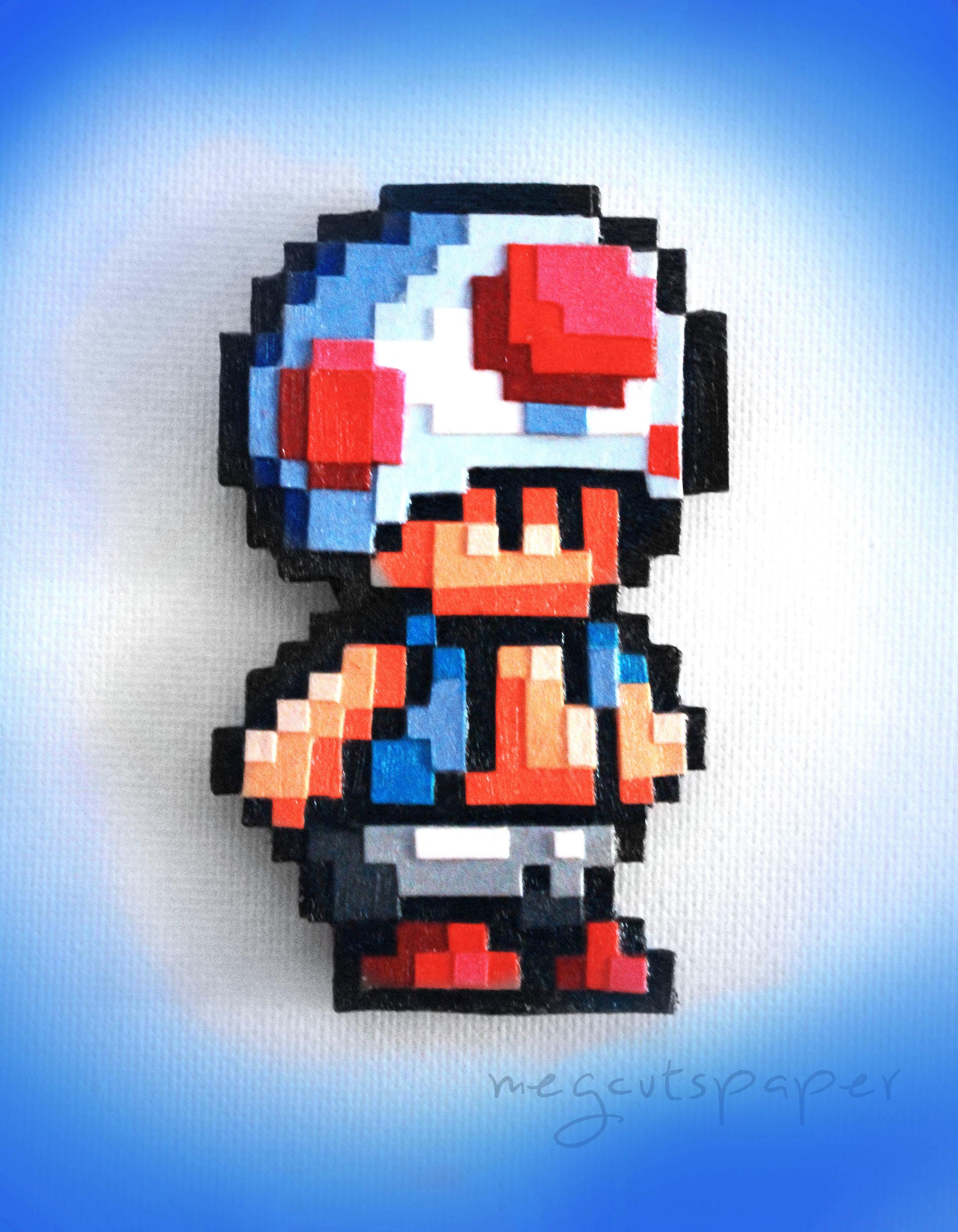 Megcutspaper_Toad_Magnet_Papercut.jpg