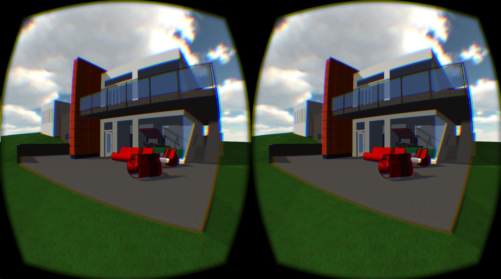 Virtual Reality Demonstration