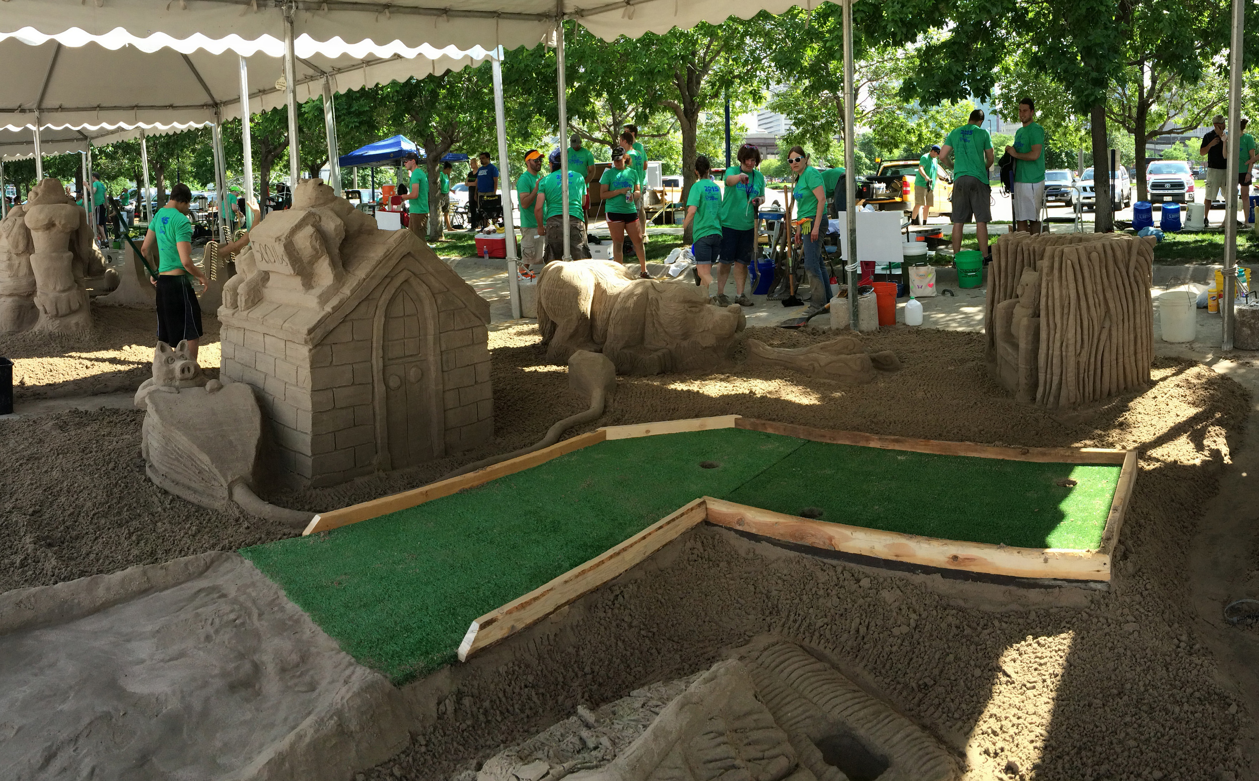Sand in the City 2015