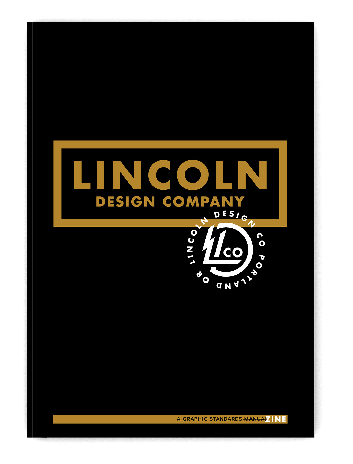 LINCOLN BRAND STANDARDS ZINE