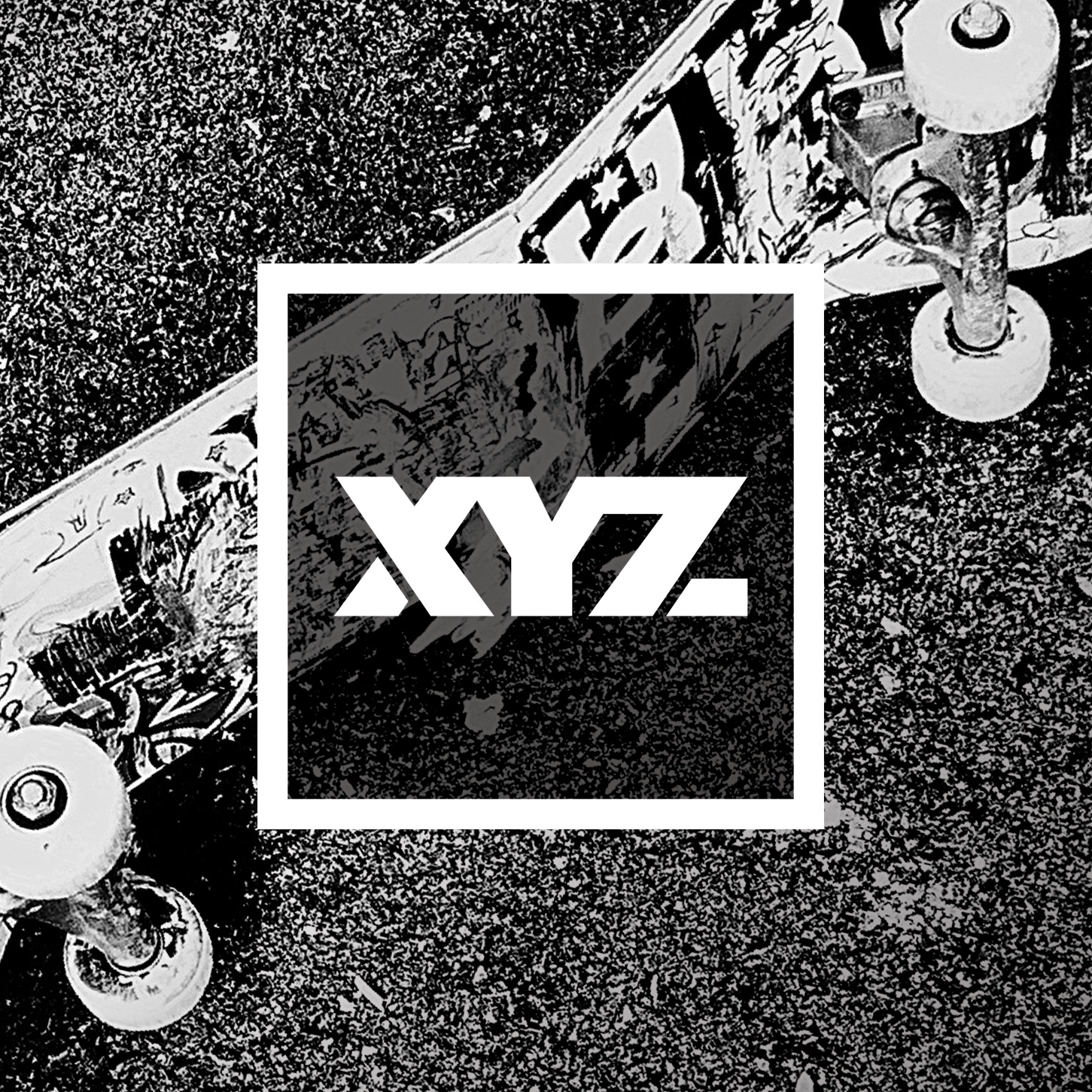 XYZ CLOTHING   BRANDING / APPAREL / PATTERNS / ILLUSTRATION / BRAND BOOK