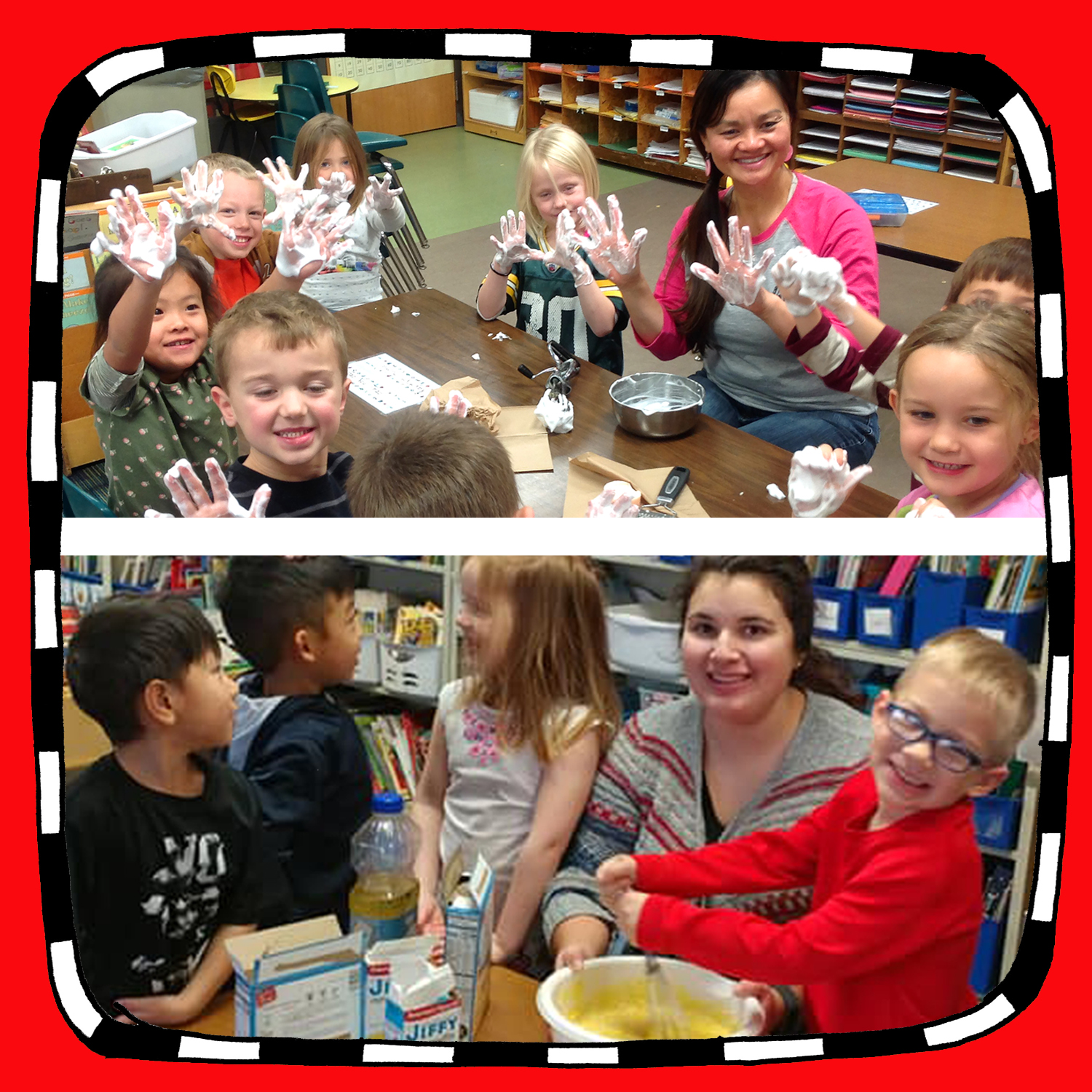 COOKING CREATIONS - BOYS AND GIRLS CLUBLocation: River Heights Elementary (1.2 miles from Stout - vehicle recommended)Class size: 10 students, grades 3-5Fall semester, starting mid-September (appx. 40 hours total)M/W 4:45-6:15pm OR TU/TH 4:45-6:15pm35 hours during the college semester, plus 5 hours of paid planning time.Create delectable edibles by baking yummy creative treats! Teaching baking/cooking lessons and incorporate art projects, songs, children's books, or storytelling for edible entertainment! Supplies and food provided. Paid planning time included.