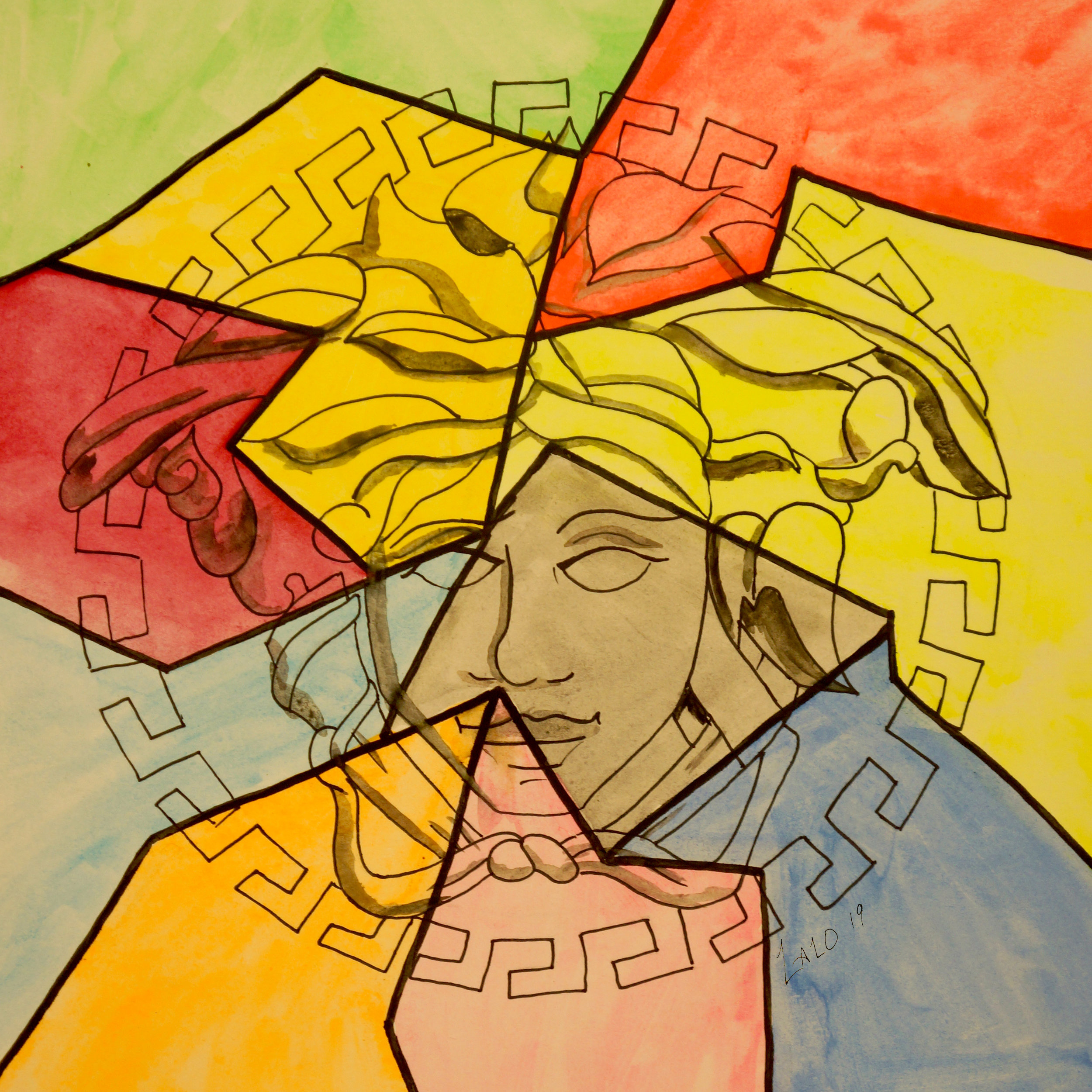 Artist: David Ybarbo III