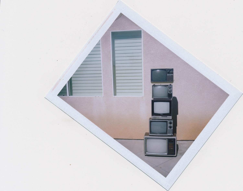 Babel   2013  Fuji fp-100c diffusion transfer print