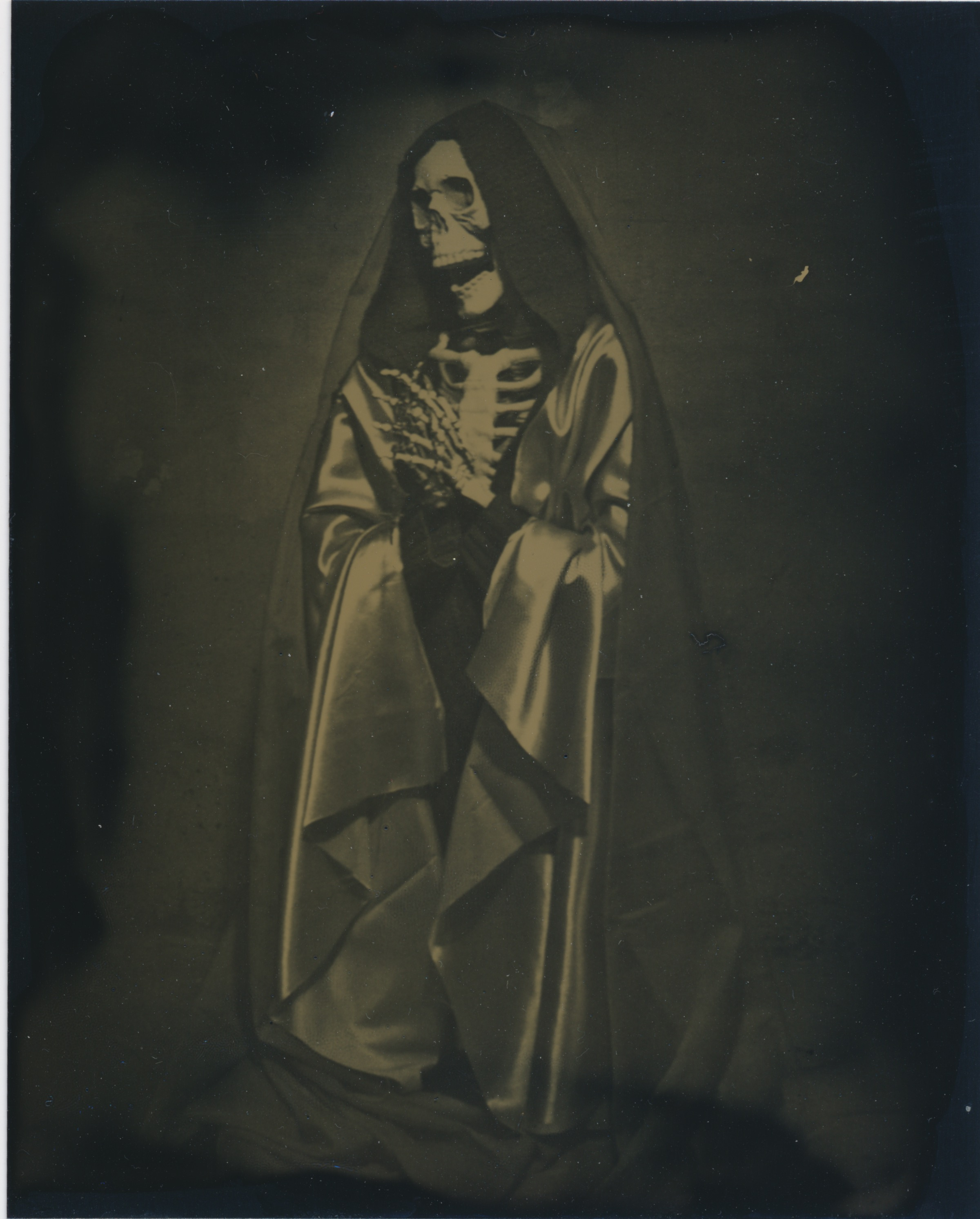 After The Virgin Mary    2015  Tintype  4x5