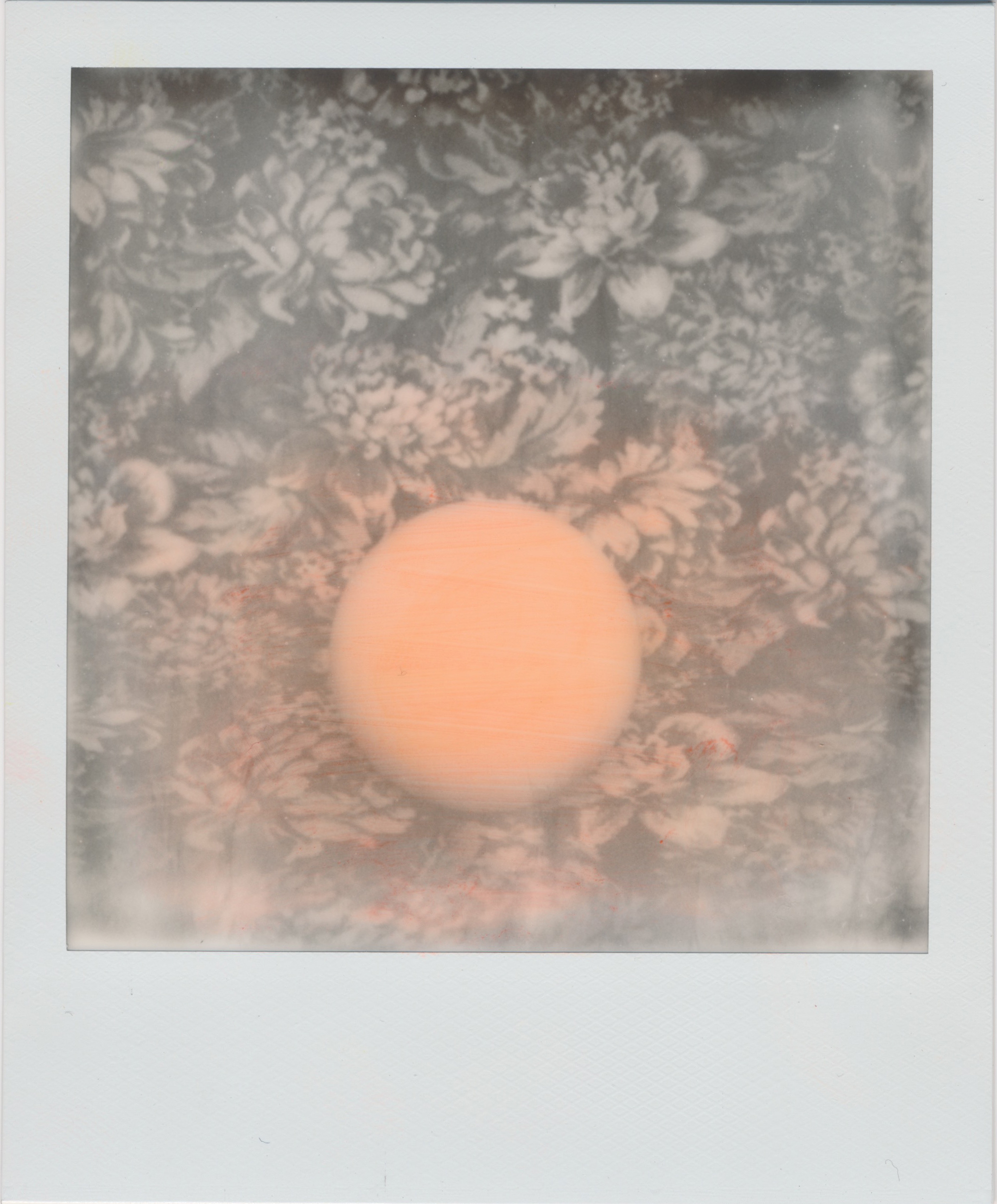 Orb   2015  Impossible Project SX-70 Silver Shade
