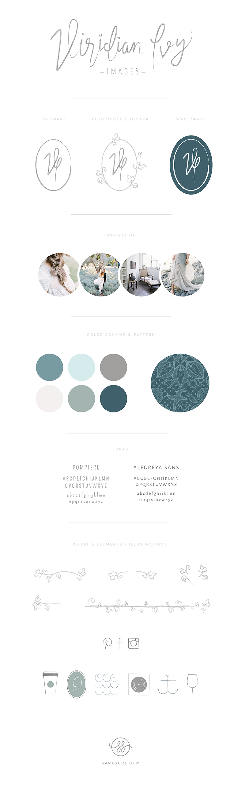 Viridian Ivy Brand Style Guide