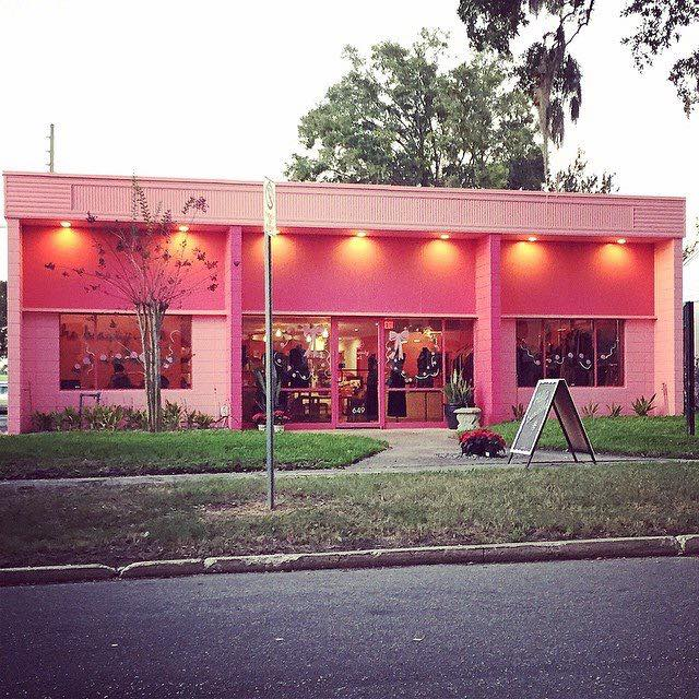 The Beauty Spot Headquarters 4000 sq feet downtown Orlando