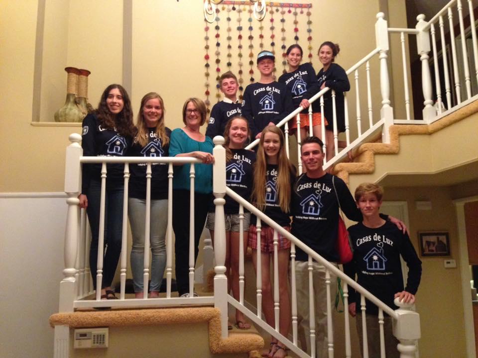 High School Leadership Team 2015