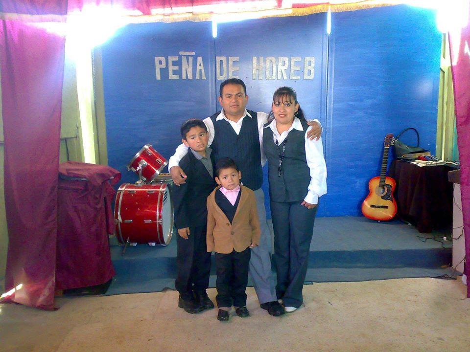 Peña de Horeb 2011