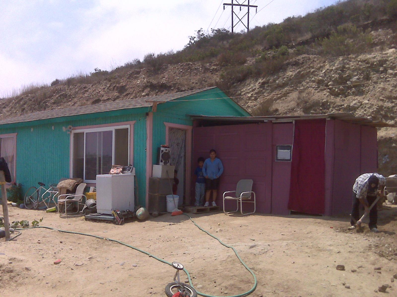 Cruz Family Homebuild 2007