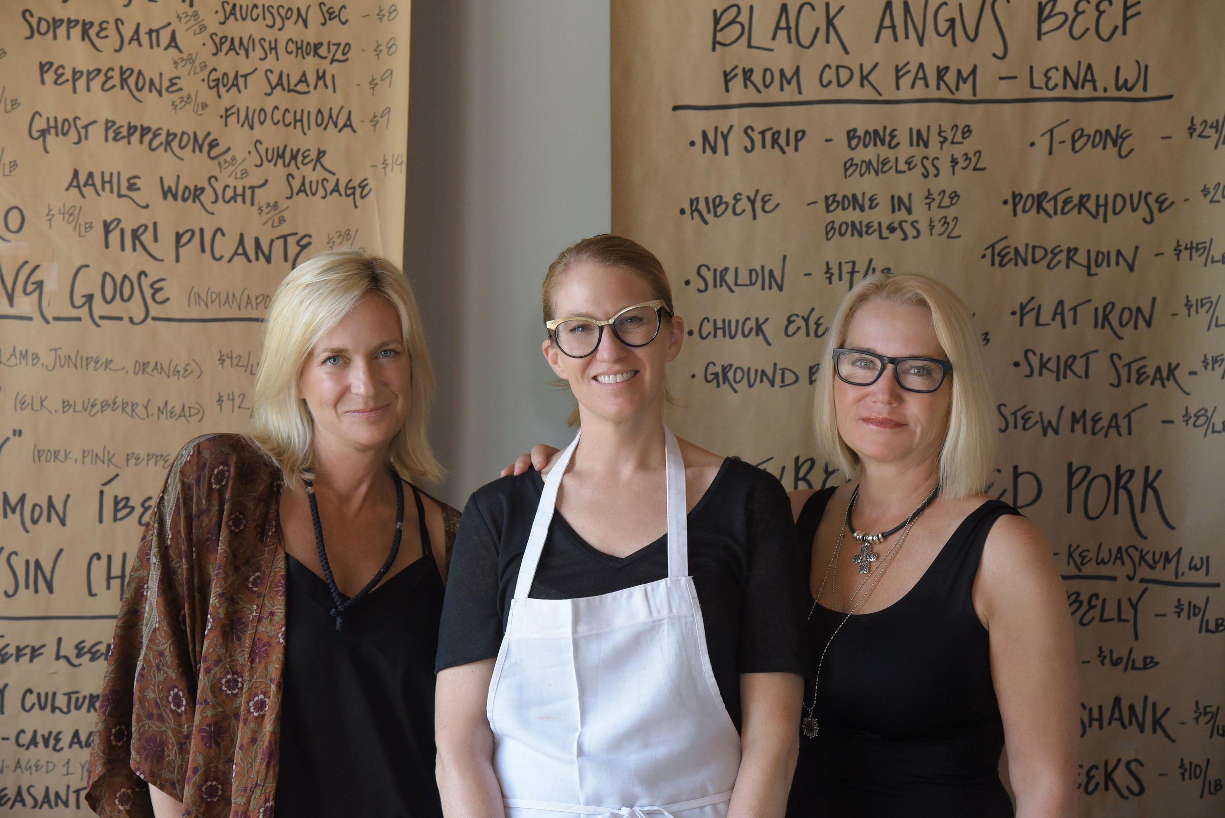 Jenni Vetter (Spur 16) Karen Bell (Bavette) Cindy Shaffer (Shaffer Development) - Photo by Katy Rowe-min.JPG