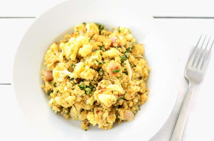 Roasted Quinoa Salad Recipe - www.mommatography.com
