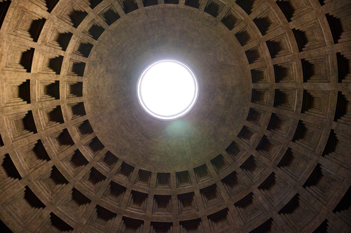 Photographing Rome - Pantheon - Travel Photography Tips and Highlights from Rome & Paris