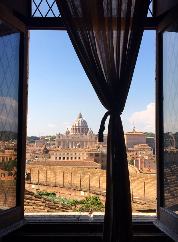 Pictures of Rome - St. Peter's Basilica - Tips for Taking Good Travel Photos