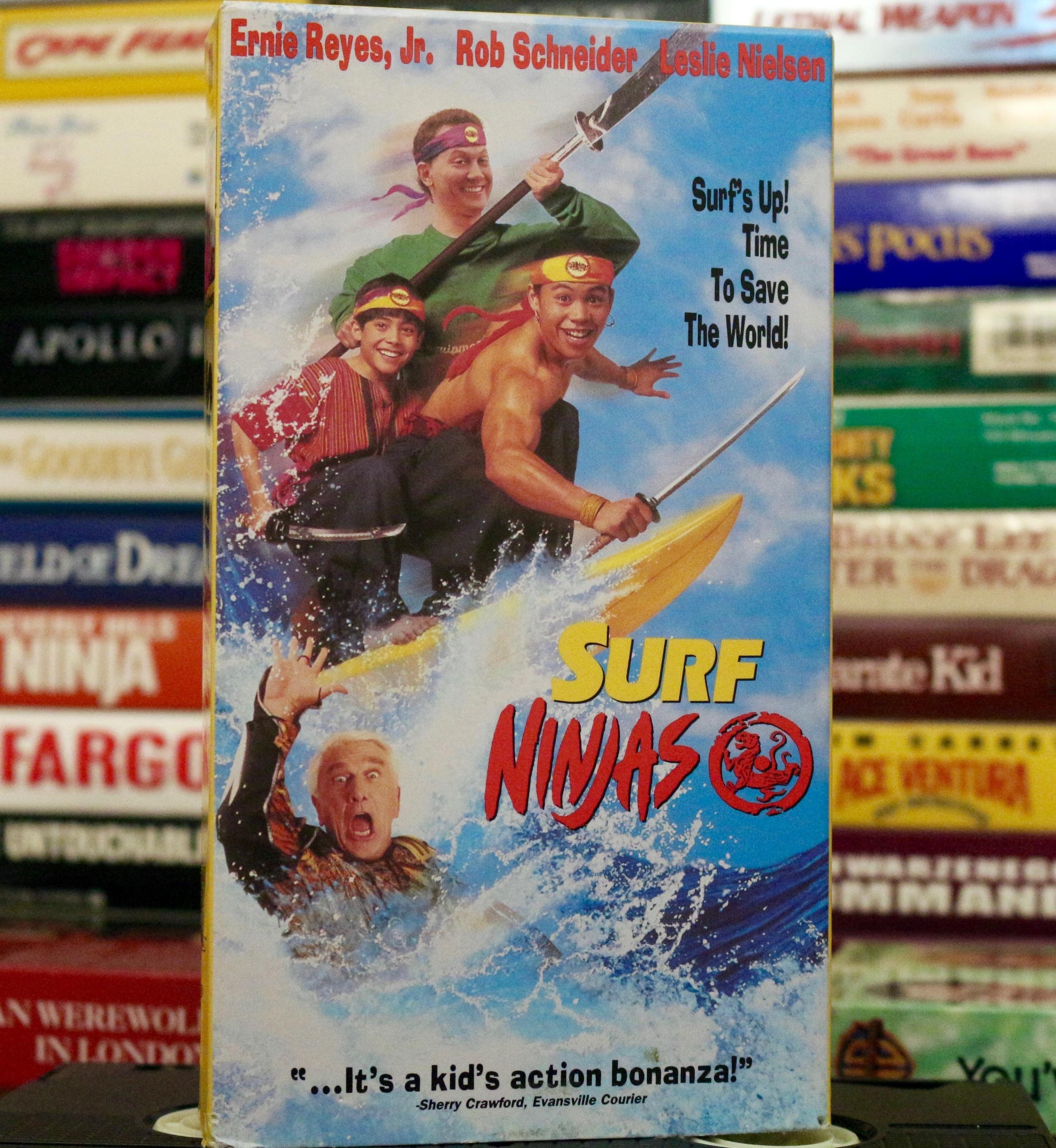 01. Surf Ninjas