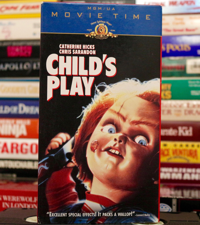 17. Child's Play