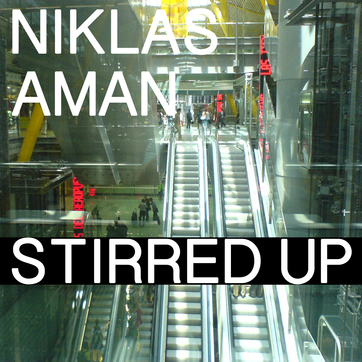Stirred Up album cover