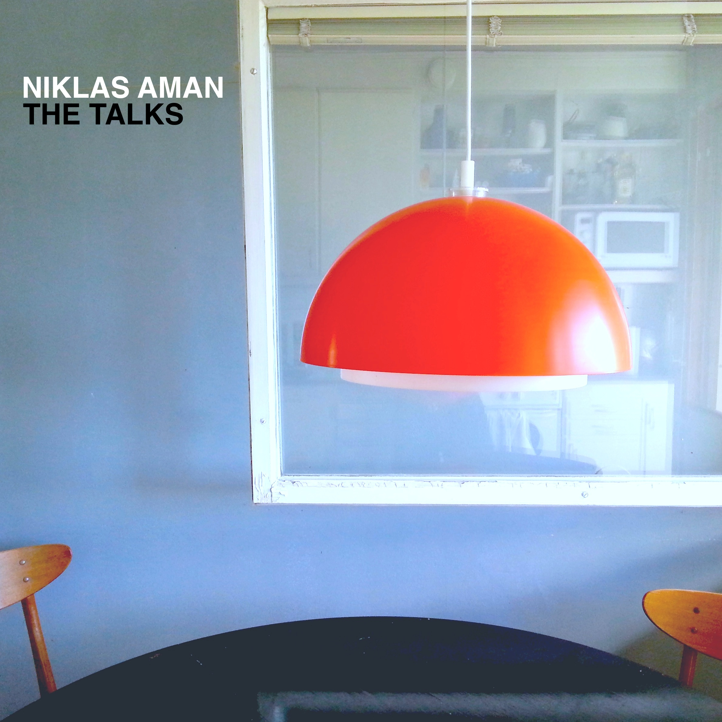 The Talks album cover