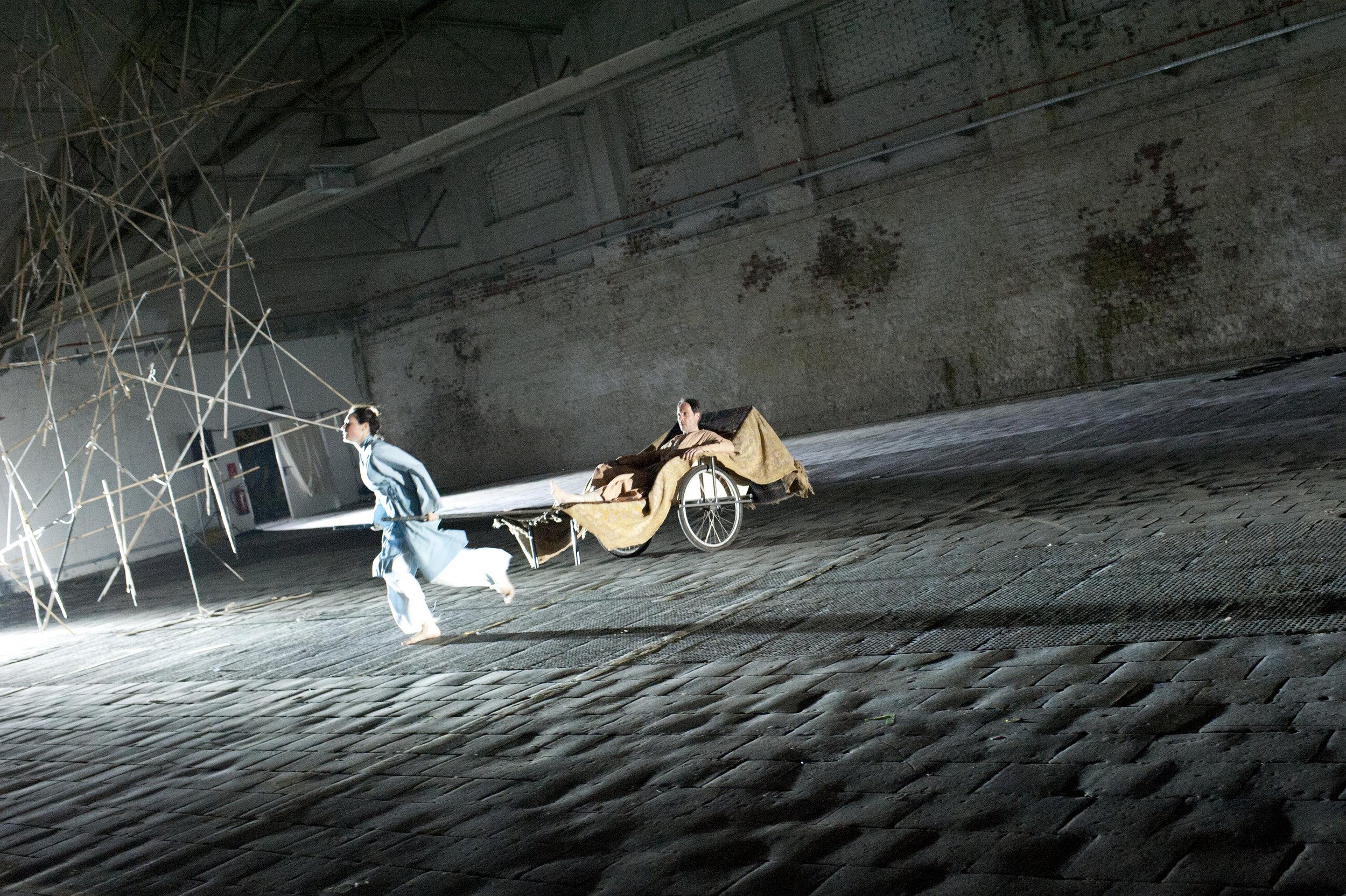 Vita activa oder Das denkende Herz - BAHAMUT productions - Expedithallhttps://silk.at/for-a/e, Wien