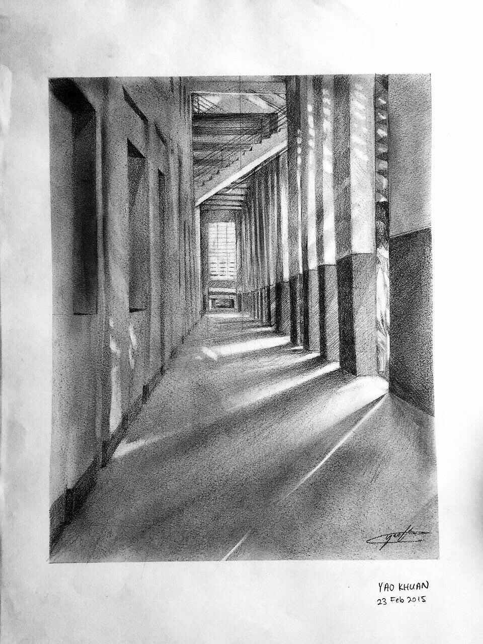 nie_corridor_pencil.jpeg