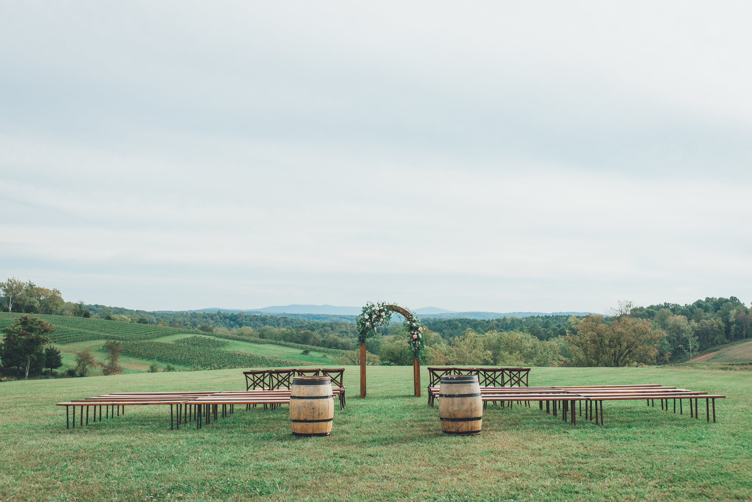 """""""…Gorgeous View of the Mountains..."""" - -Shea & JeffMarried September 2017"""