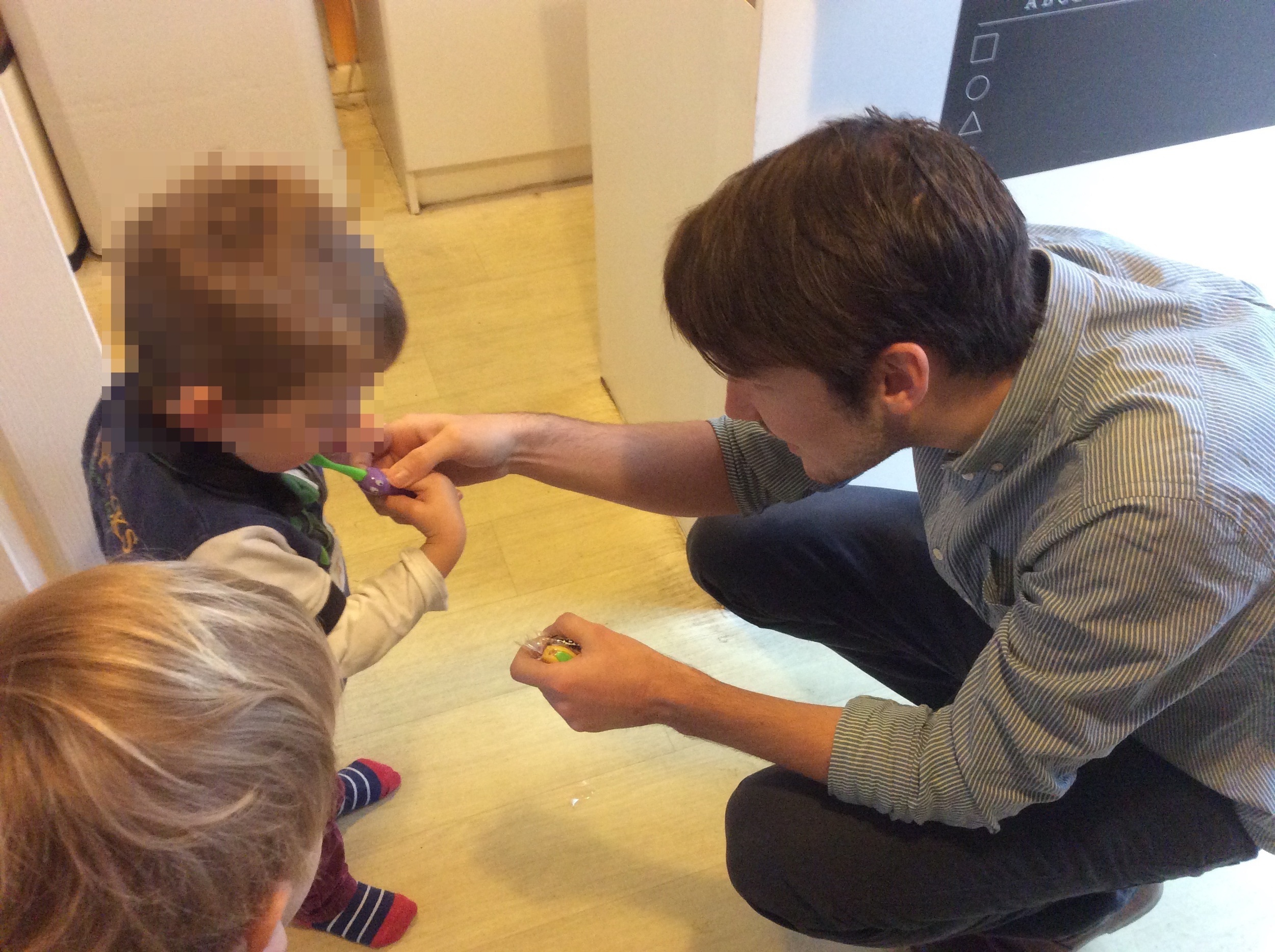 Dr Darragh Buckley Children