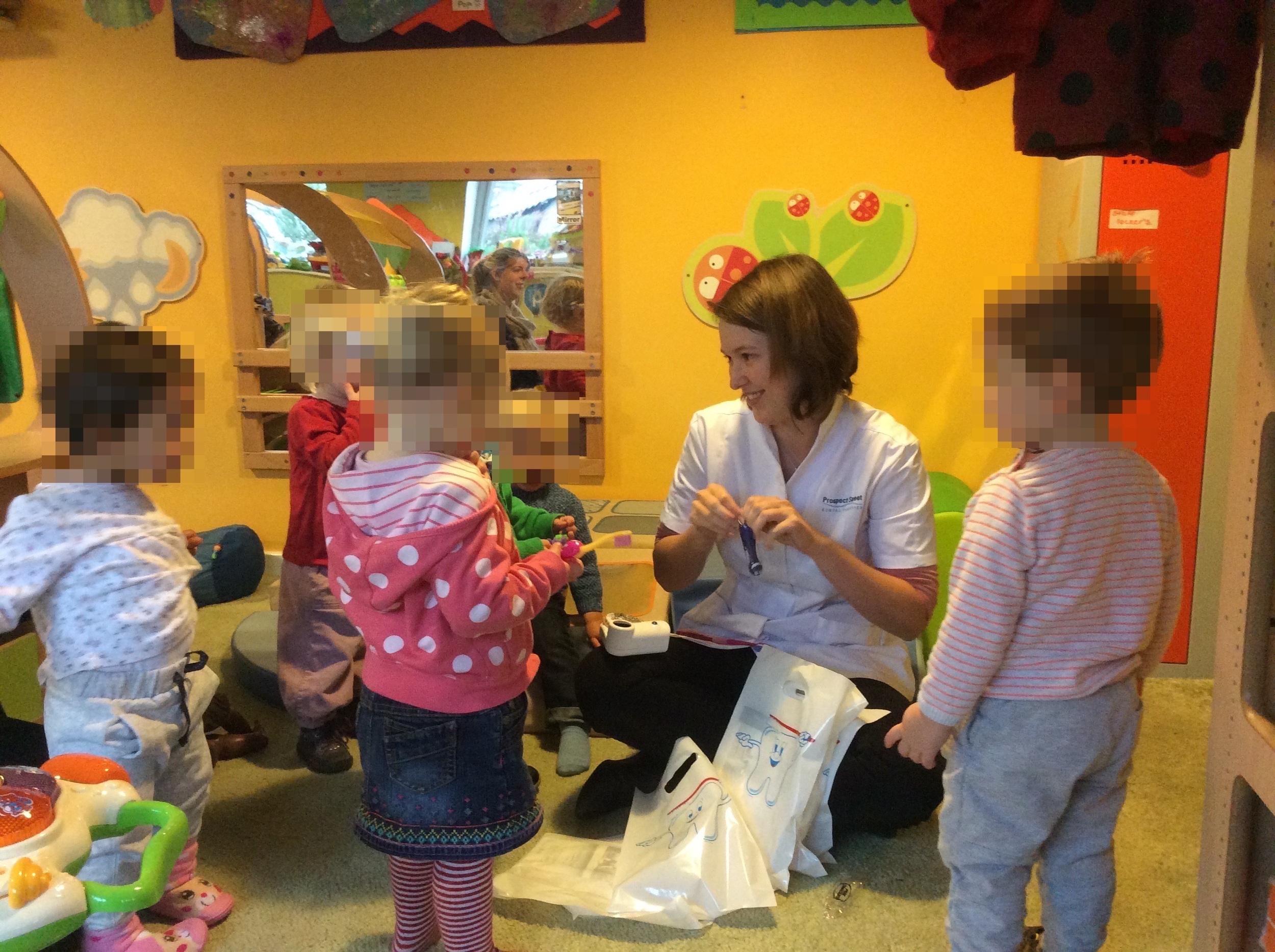 Dr Josephine Bayliss-Chapman Children