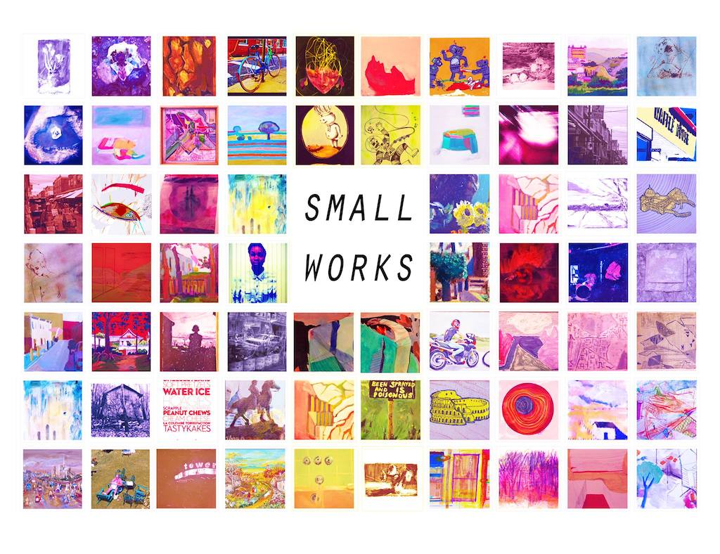 Second Annual Small Works Exhibition   December 2013 - February 2014