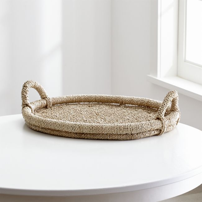REIJAY Oval Tray - Reg $159.95 Sale $63.50