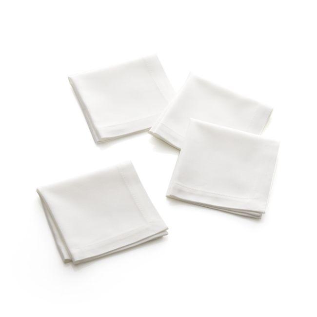 Classic White CKTL Napkins - Reg $18.95 Sale $9.50