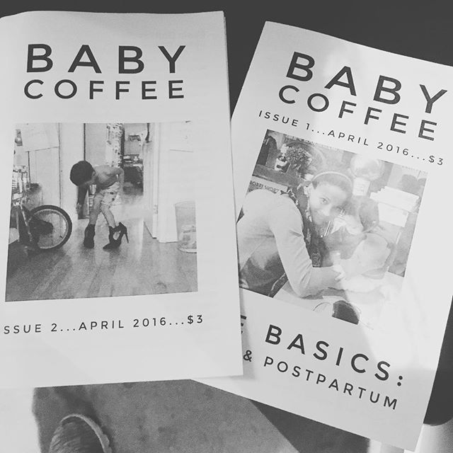 Want more Baby Coffee? This new zine is created by @koyukismith ... Go grab your subscription at koyukismithchildbirth.com