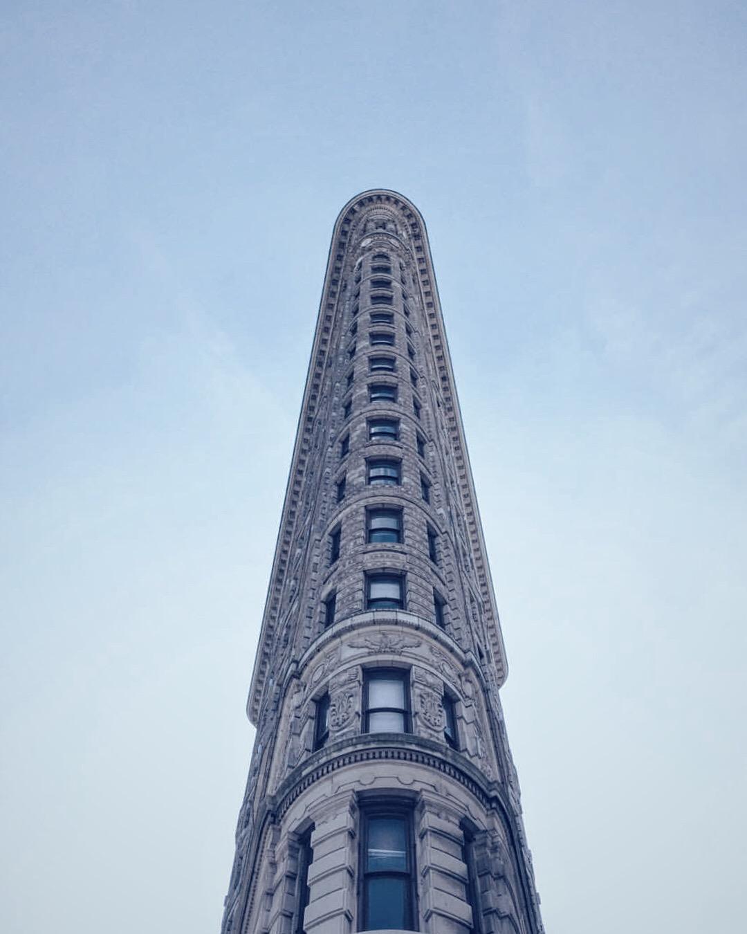 Flatiron Building.