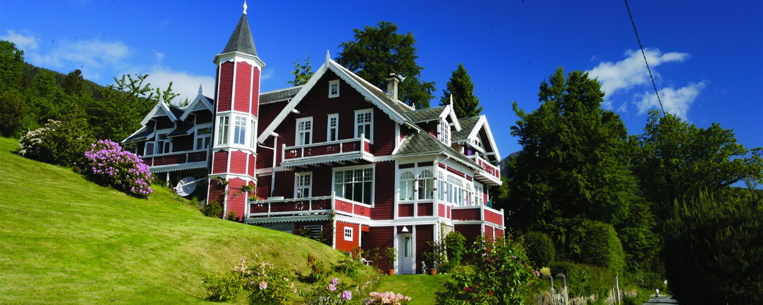 Velkommen til Balestrand og Kviknes Hotel