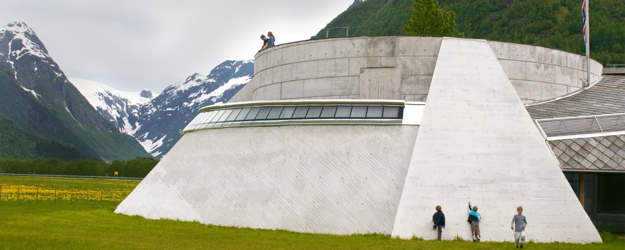 Attraksjonar ved Sognefjorden