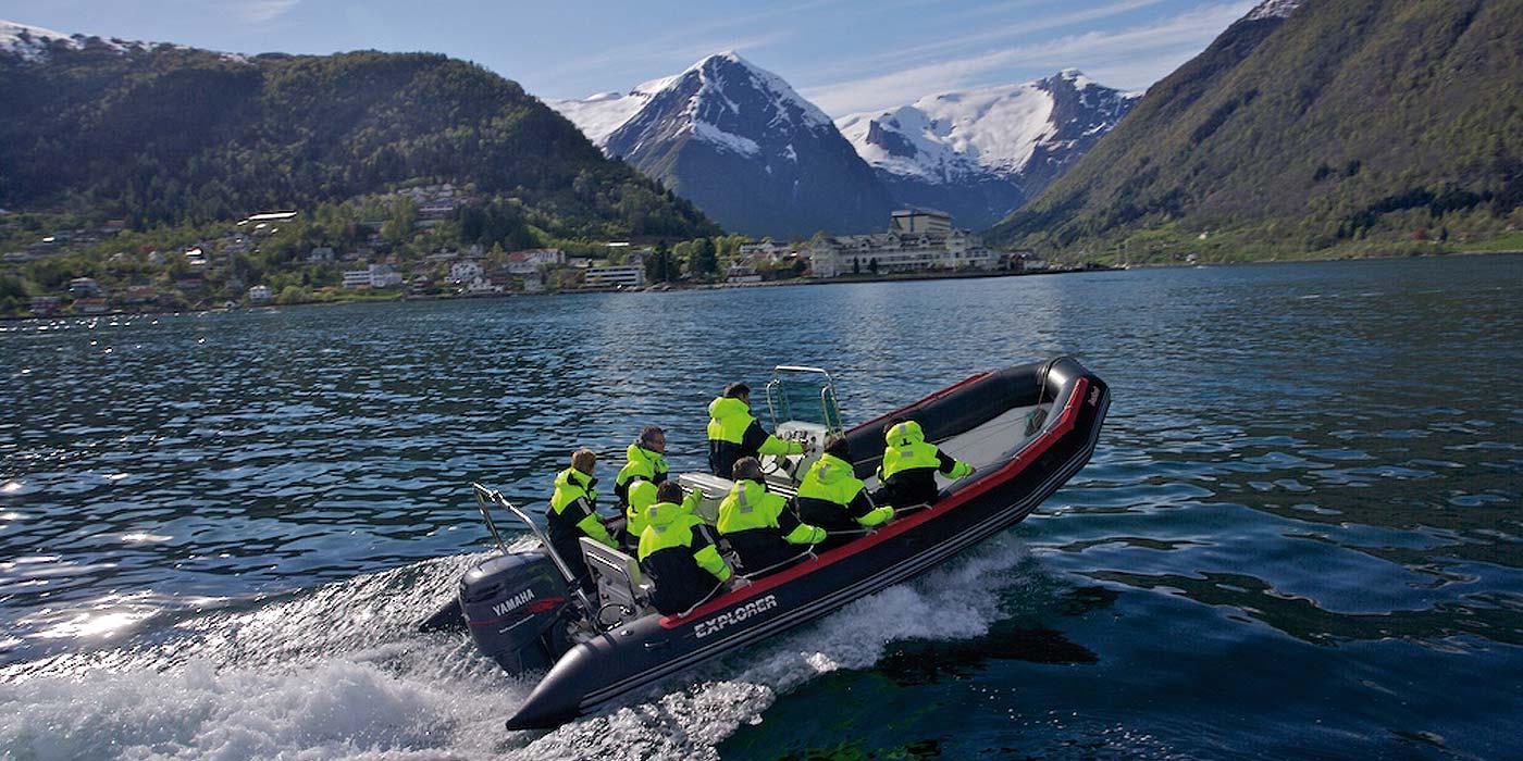 Aktivitetar på Kviknes Hotel - Perla ved Sognefjorden