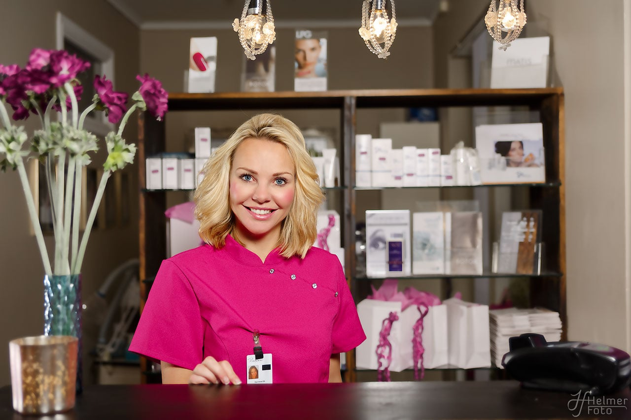 Anti-age ekspert Kari Anne Eik fra Pure Skin Medical