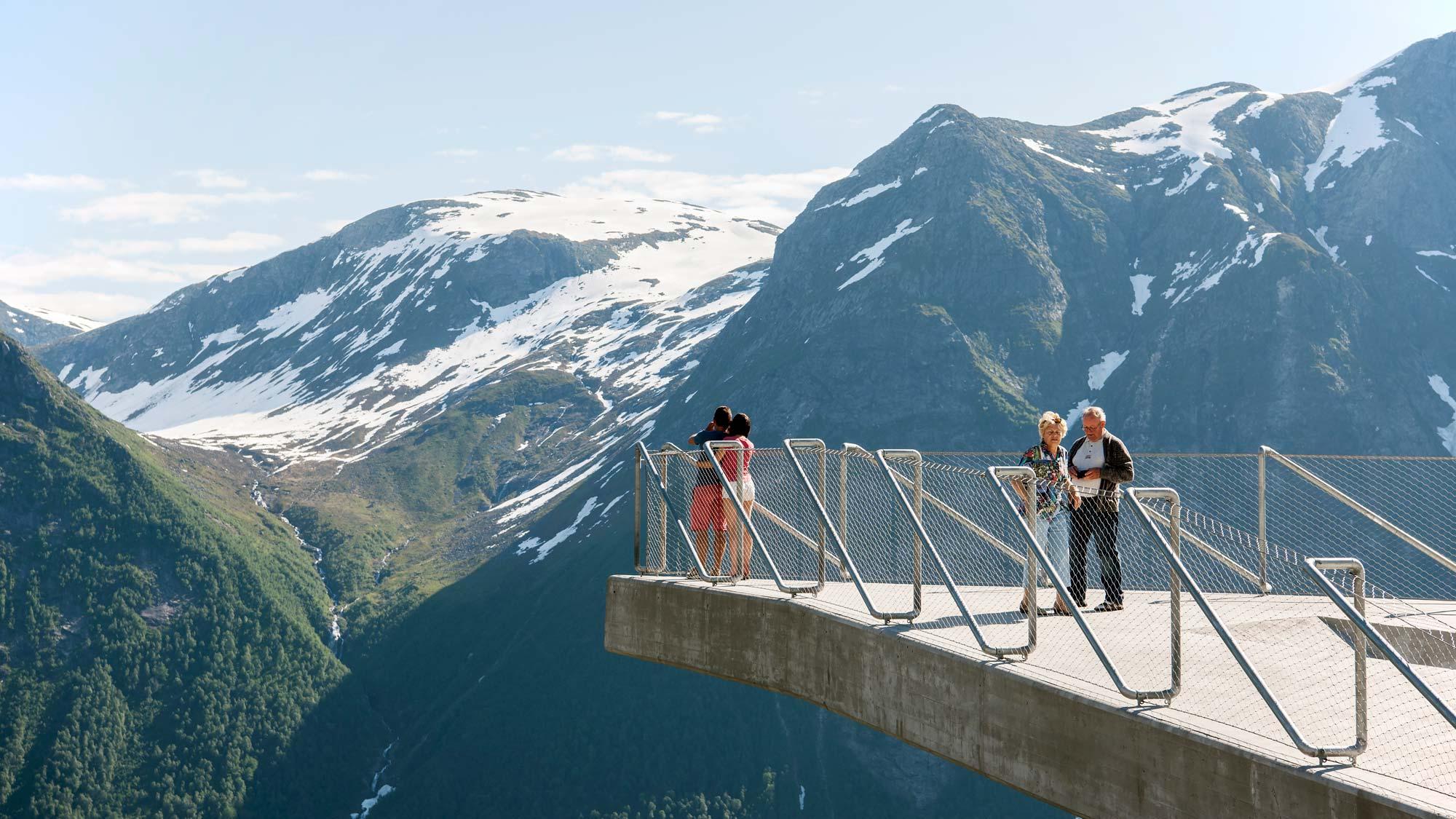 Foto: Jiri Havran, Nasjonale turistveger.