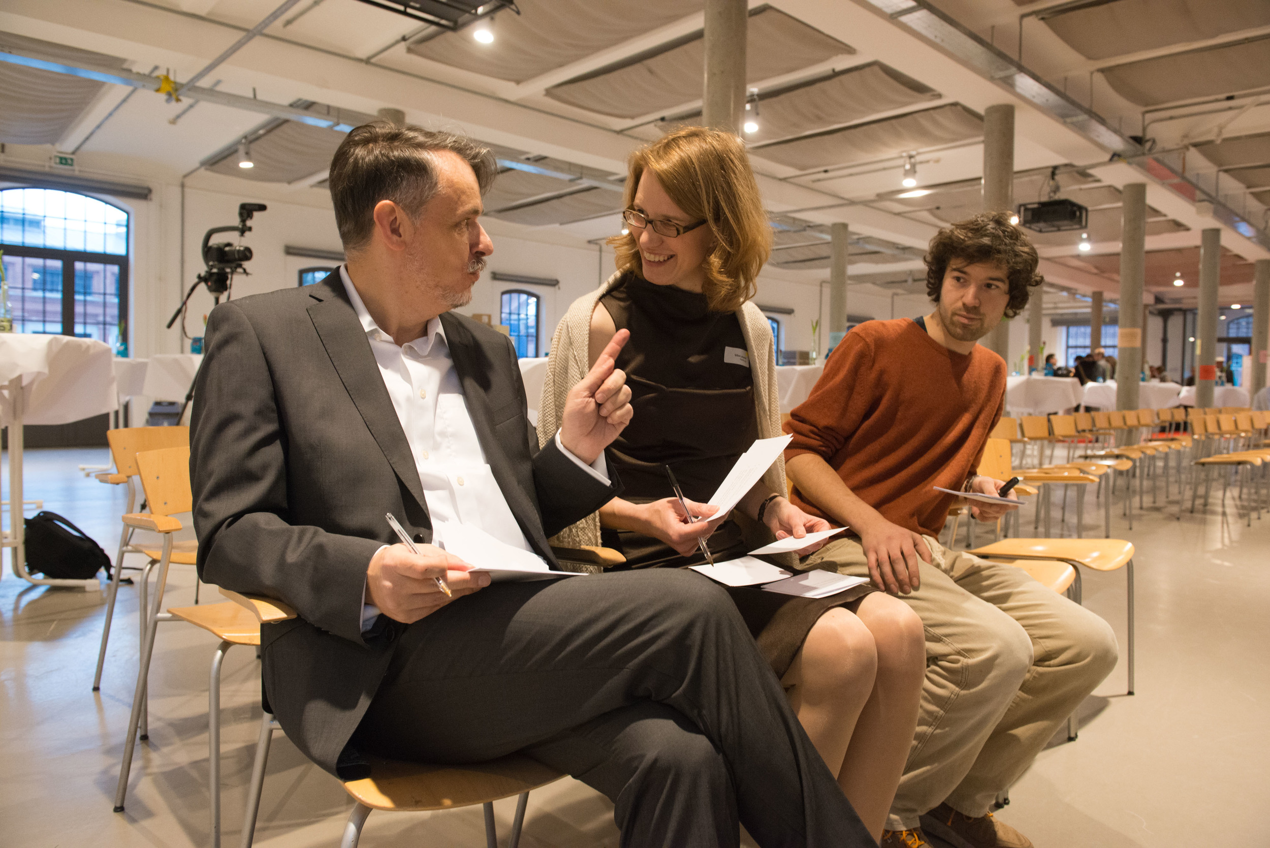 Sven, Silke, Philipp Premiere.jpg