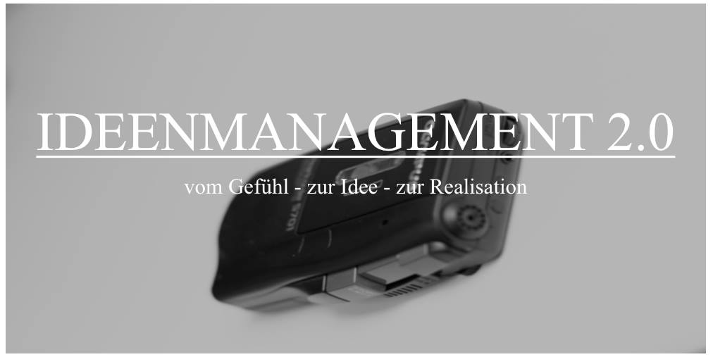 IDEENMANAGEMENT 2.0