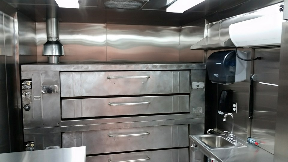 Ovens and kitchen appliances installation