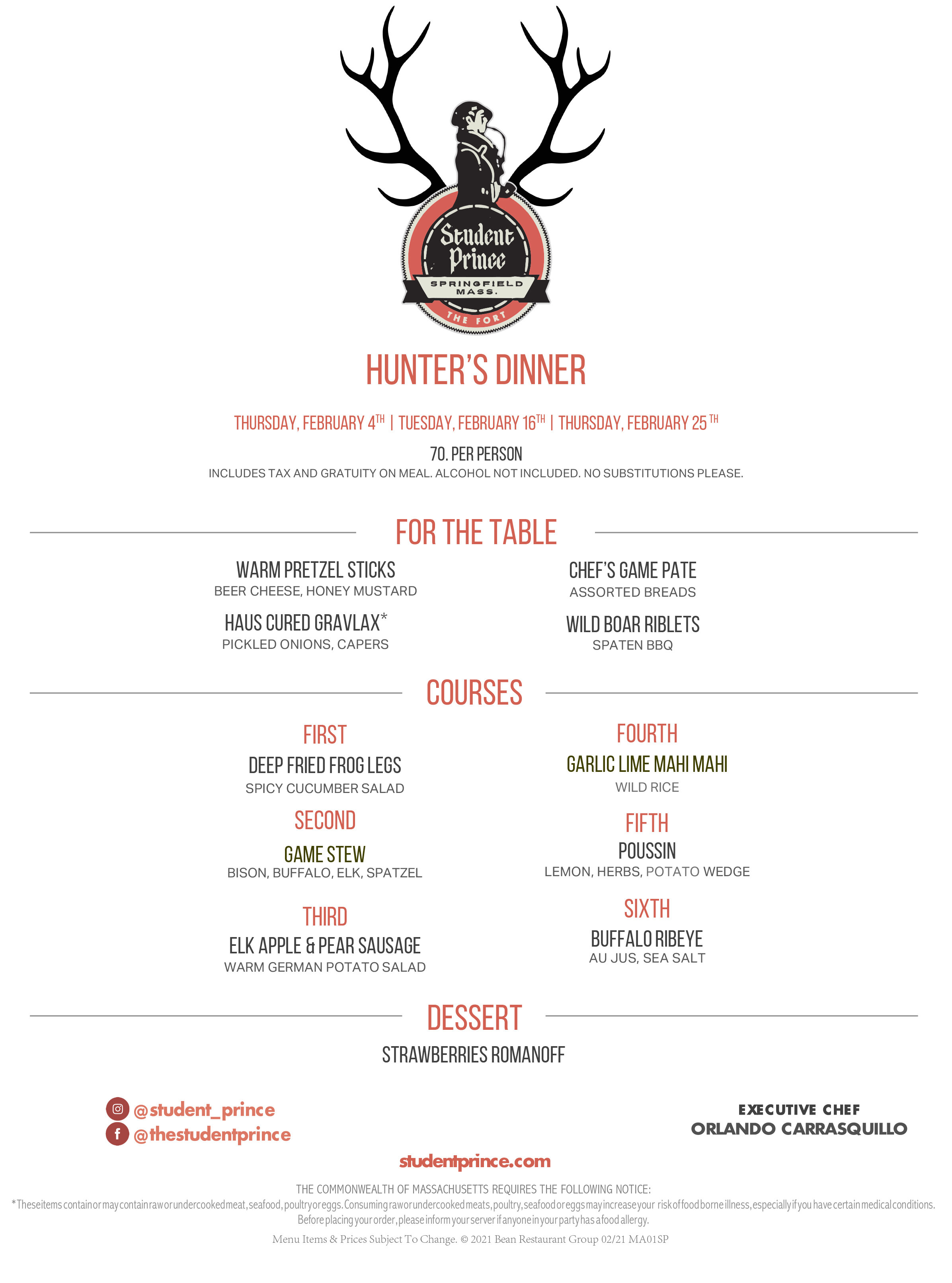 sp hunters dinner menu 0221.jpg