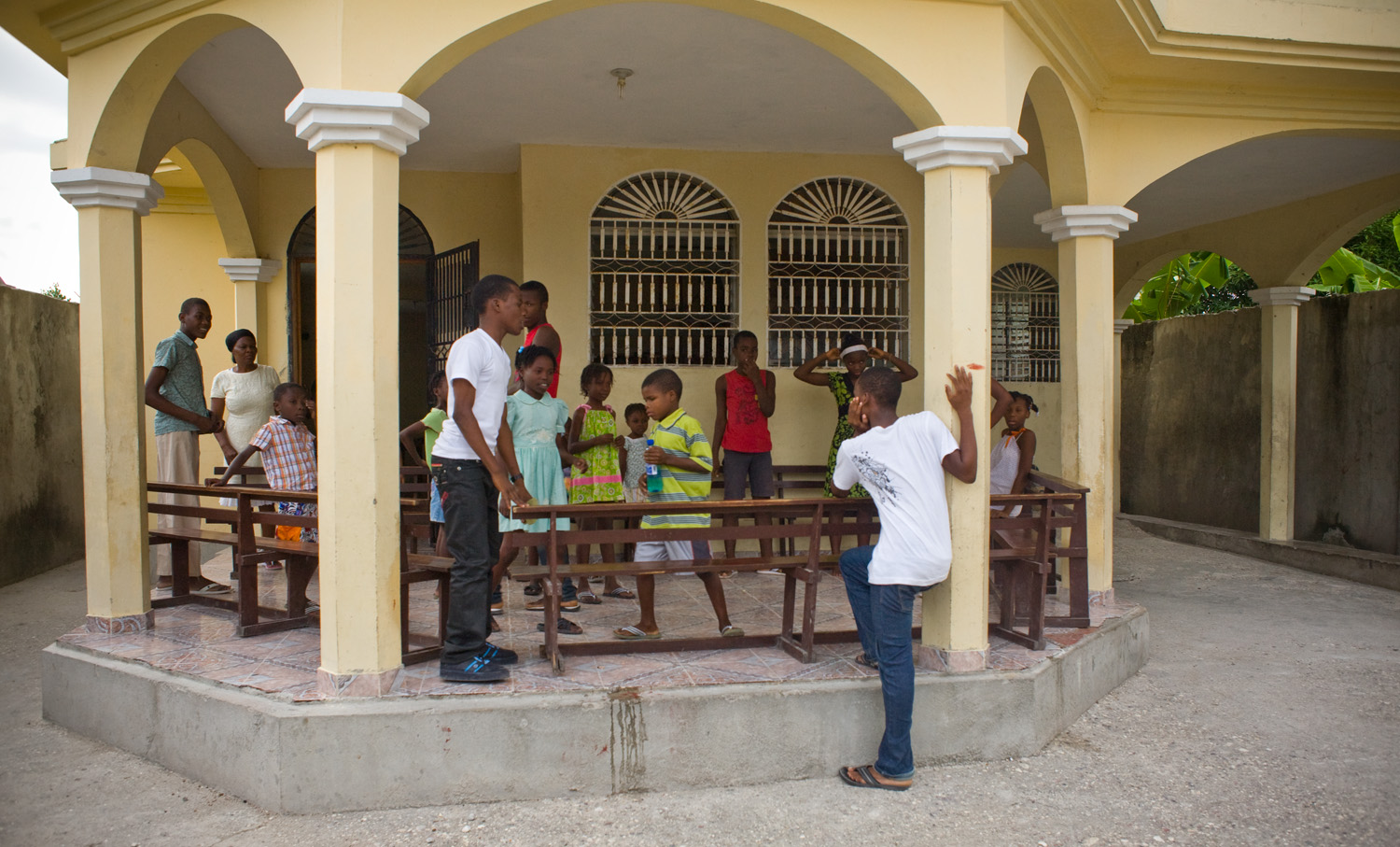 Orphanage Les Cayes Children.jpg