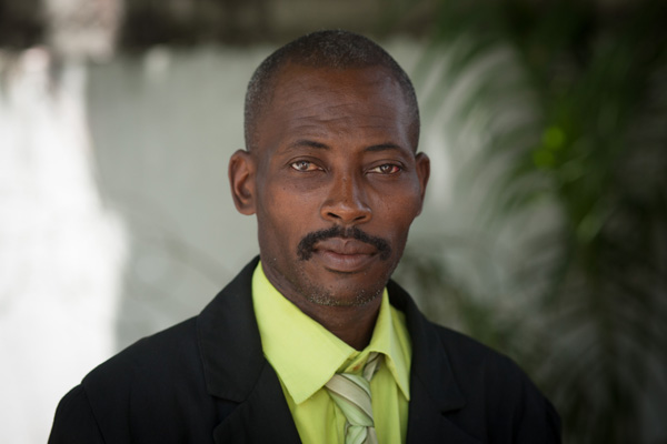 Pastor Ygnacio Belisaire
